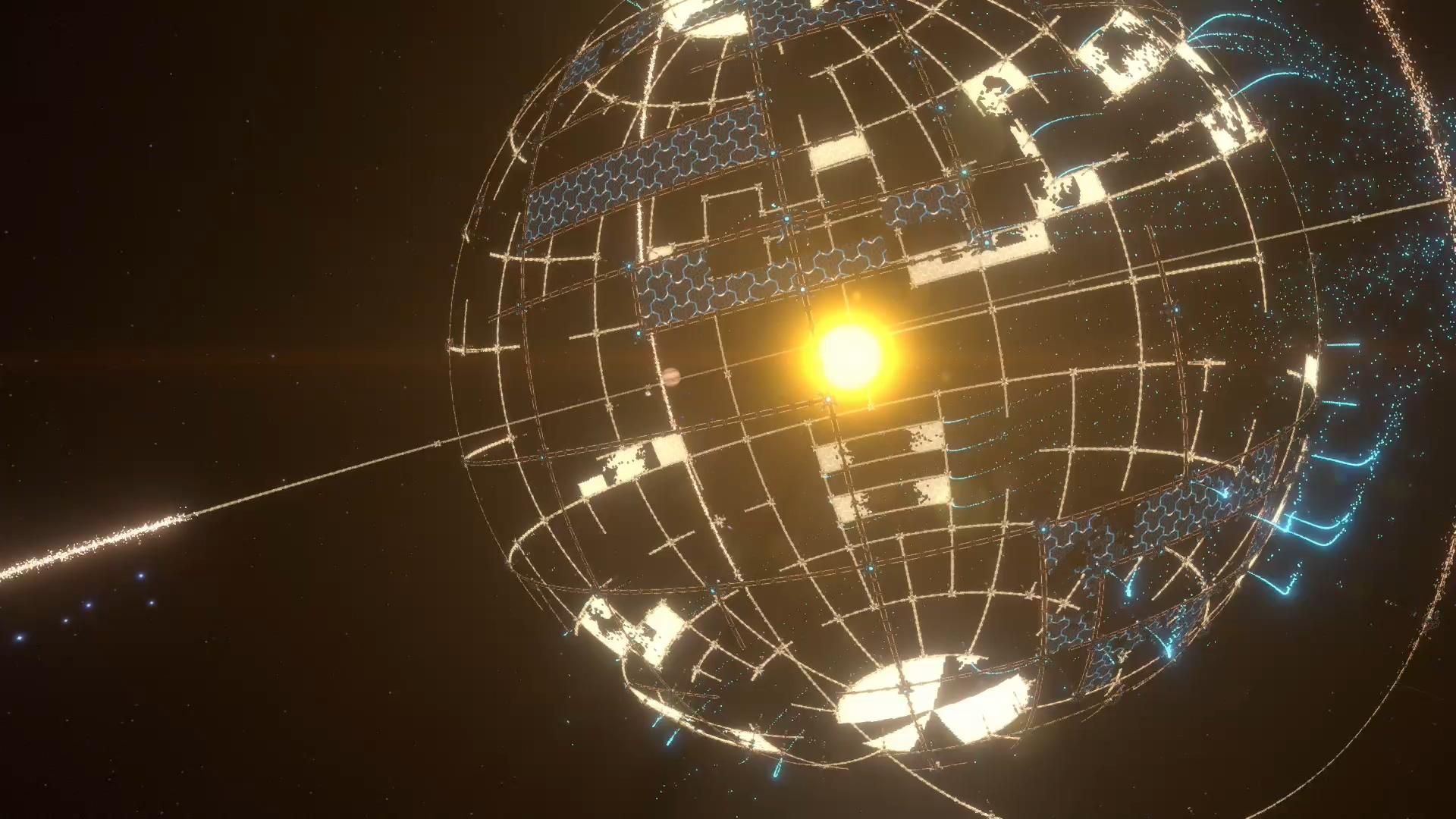 见证伟大奇迹的诞生 国产科幻游戏《戴森球计划》官方全球首播