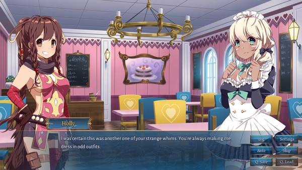 樱花系列新作《Sakura MMO Extra》登陆Steam 支持中文